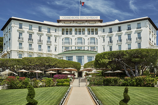 四季費拉角大酒店 Grand-Hotel du Cap-Ferrat, A Four Seasons Hotel(圖/Forbes Travel Guide,以下同 )