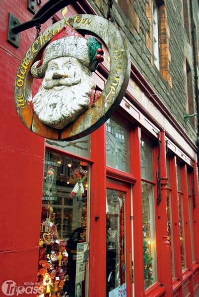 Ye Olde Christmas Shoppe