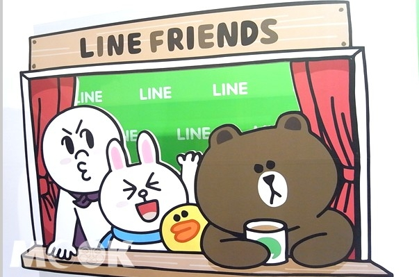 HERE WE ARE in TAIPEI-LINE FRIENDS互動樂園 台中場